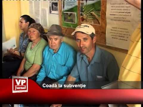 Coadă la subvenție