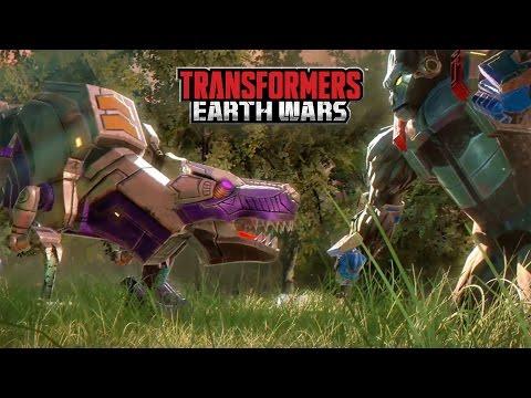 Transformers: Earth Wars BEAST WARS Trailer