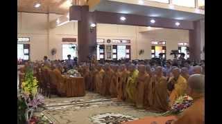 Lễ truyền giới Bồ Tát tại TVTL Yên Tử
