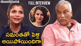 Video Samantha and Singer Chinmayi are Married? | Tammareddy Bharadwaj Interview With Singer Chinmayi MP3, 3GP, MP4, WEBM, AVI, FLV Desember 2018