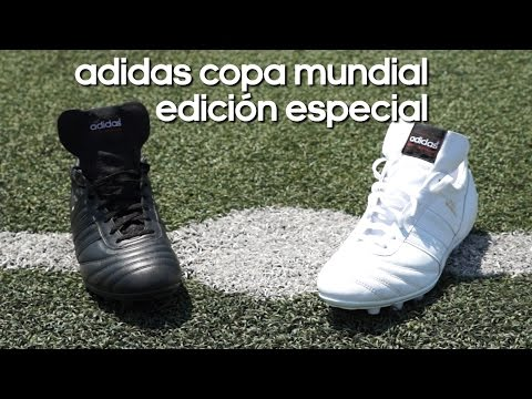 Review Adidas Copa Mundial Black&white