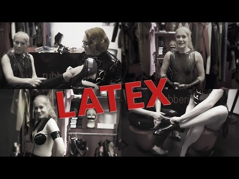 LATEX FETISCH Selbstversuch und Praxistipps