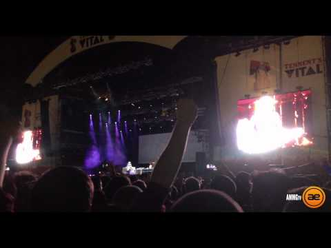 Wheels (Snippet) (TVital 2012 Belfast)(Iphone Video)(Watch in 1080p HD)