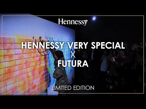 Hennessy V.S Limited Edition by Futura