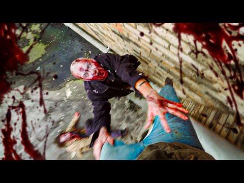 看完這個男生逃避殭屍攻擊的方式…真的只讓我心跳加速爆錶而已!