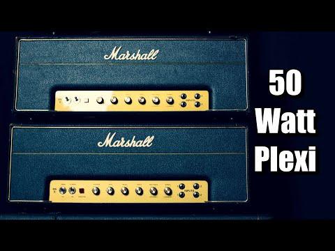 The Marshall 1987X (aka MK II) 50 watt head