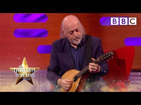 Bill Bailey's INSANE new lockdown skills! | The Graham Norton Show - BBC