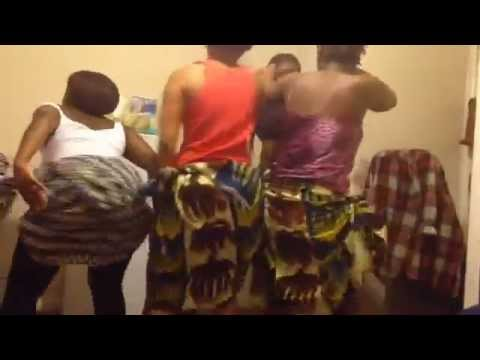 Ijaw girls dancing to King Robert music