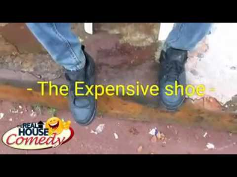 The Expensive Shoe (Real House Of Comedy) (Nigerian Comedy)
