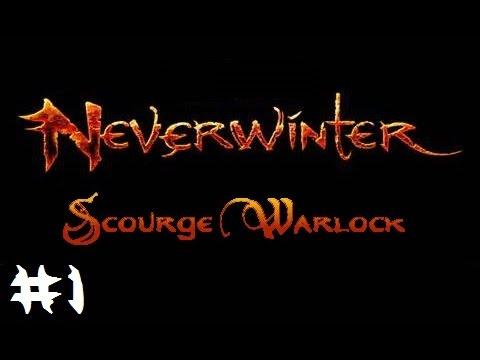Neverwinter – Scourge Warlock Gameplay (Part 1)