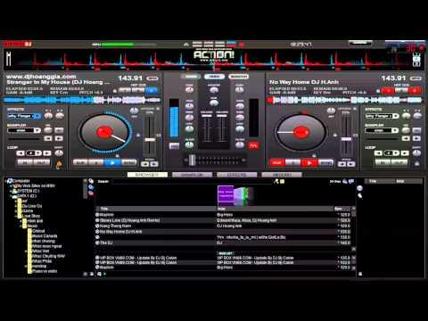 Hướng dẫn mix qua nhạc và các hiệu ứng âm thanh trong virtual DJ - .....................