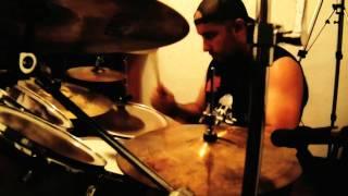 "LEFUTRAY - Drums ""Studio Report"""
