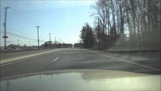 Bordentown (NJ) United States  City new picture : Route 206 South Bordentown NJ to Columbus NJ 3/20/2011