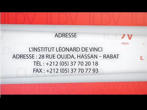Classes préparatoires ILDV (ECT – ECS) – RABAT