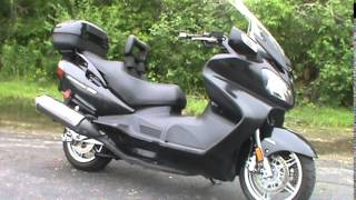 8. 2008 Suzuki Burgman 650 Exec