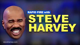 Video Rapid Fire With Steve Harvey | Miss Universe Flub, Approaching The Mirror After A Shower and More MP3, 3GP, MP4, WEBM, AVI, FLV Juli 2019