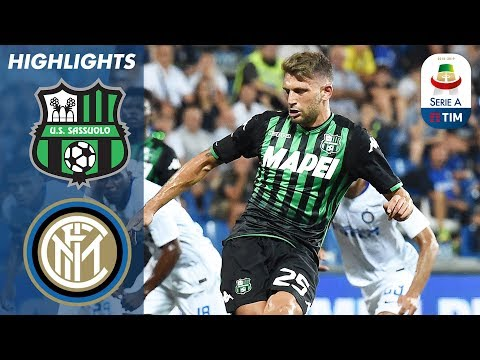 Sassuolo 1-0 Inter Milan | Inter begin the season with a loss after Berardi's penalty | Serie A