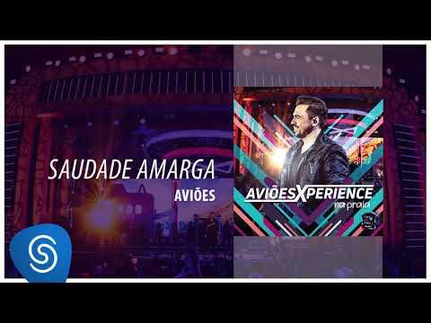 Imagens de saudades - Aviões - Saudade Amarga (Álbum Xperience) [Áudio Oficial]