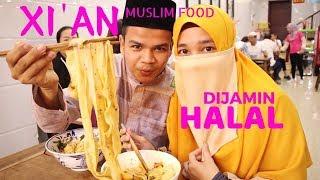 Video SURGA Makanan HALAL di China - XIAN Muslim Street Food MP3, 3GP, MP4, WEBM, AVI, FLV Maret 2019