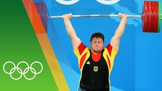 Matthias Steiner Wins An Emotional Gold At Beijing 2008   Epic Olympic Moments