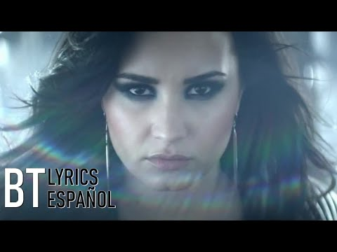 Demi Lovato - Heart Attack (Lyrics + Español) Video Official