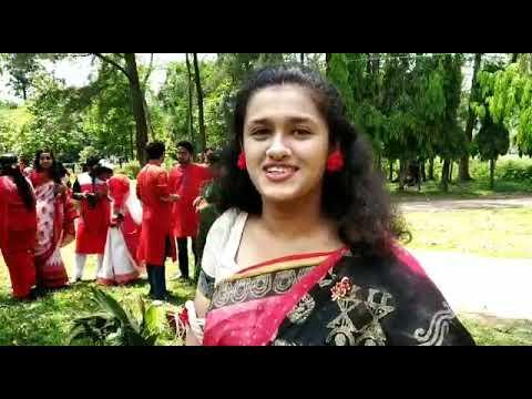 The Biggest Festival of Bangali Pohela Boisakh 1426 | University of Chittagong