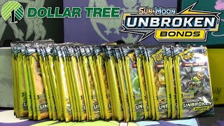 Pokemon Unbroken Bonds Dollar Tree Packs! by The Pokémon Evolutionaries