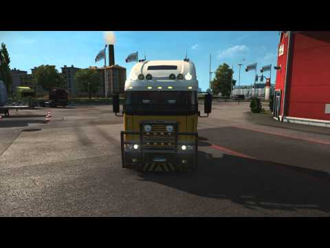 Freightliner Argosy CAT Edition v1.5