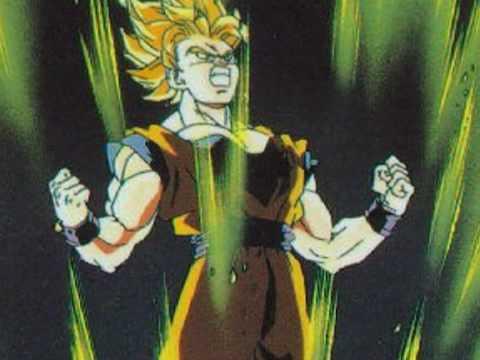 Dragon Ball 5 , Goku goes Super Saiyan 5  SVCD