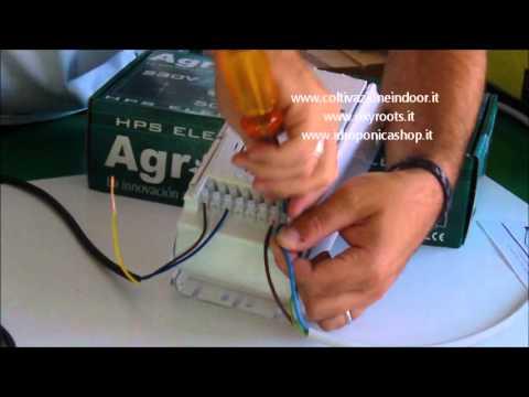 Istruzioni di montaggio cavi