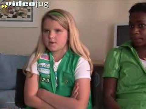 girl scout cookies - Kool-Aid is for closers. Subscribe! http://www.youtube.com/subscription_center?add_user=videojug Check Out Our Channel Page: http://www.youtube.com/user/vide...