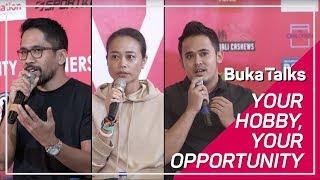 Video Pola Hidup Sehat: Your Hobby, Your Oppurtunity | BukaTalks MP3, 3GP, MP4, WEBM, AVI, FLV November 2018