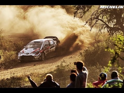 Rally Argentina 2018 - Highlights