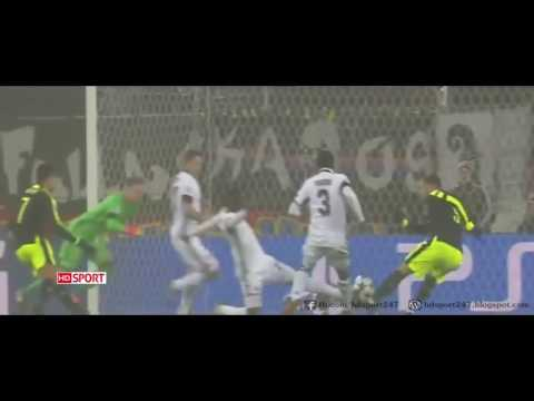 Basel vs Arsenal 1-4 All Goals HD - Champions League 6-12-2016 By www.betnews.ge