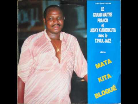 Minzata (Josky Kiambukuta) - TPOK Jazz 1987