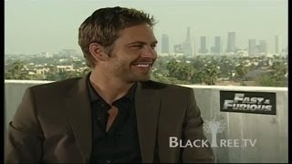 Nonton Fast and Furious - Paul Walker