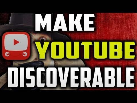 How To Make Youtube Channel Discoverable Easily - Make Your Youtube Channel Searchable