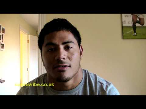 Manu Tuilagi's Apology To England