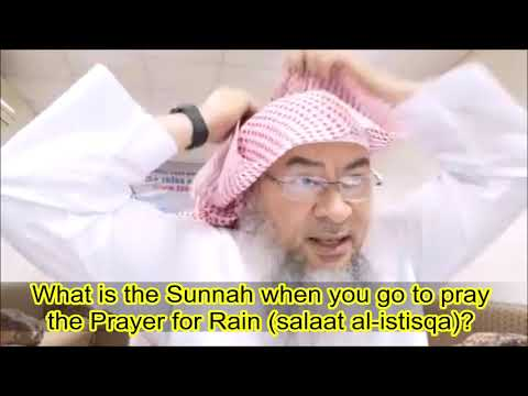 *How to pray the Prayer for Rain (salaat al-istisqa)?   AssimAlHakeem