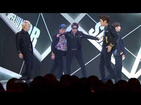 【HD 120901 Music Core】Super Junior – SPY