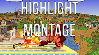 [SSF2] Tournament Highlight Montage
