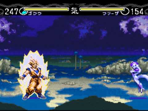 dragon ball z hyper dimension super nintendo dicas