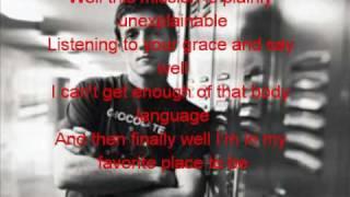 Jason Mraz - Kickin' With You (w/ Lyrics)