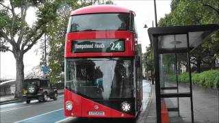 (HD) London bus Observations Part 2 | May - July.