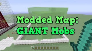Minecraft Xbox 360 Mod - Giant Slimes, Magma Cubes, Zombies With Download