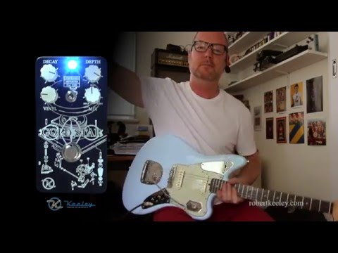 Keeley: Gold Star Psychedelic Reverb