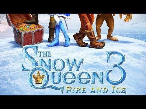 The snow queen 3 Fire and ice (Trailer subtitulado en Español)