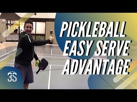 Gaining Easy Advantage with Serve