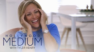 Video Marlee Matlin Wants to Know How She Became Deaf | Hollywood Medium with Tyler Henry | E! MP3, 3GP, MP4, WEBM, AVI, FLV September 2018