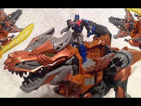 Chomp - I hope you enjoy this video, please like, comment and subscribe! Here we unbox and have a good look at the Dinobot Grimlock Chomp and Stomp One Step Change f...